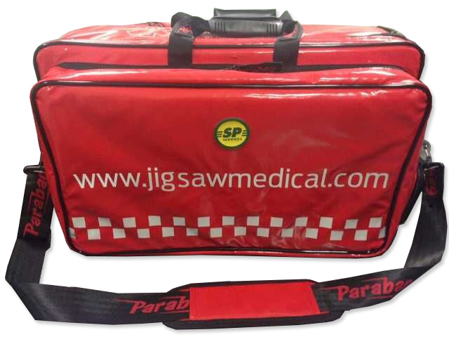 Jigsaw Medical Services Response Bag