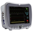 SP G3H Multi Parameter ECG/SPO2/NIBP/HR/RR/Temp Portable Patient Monitor with Thermal Printer