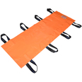 Donway Carrying Sheet - Orange PVC with 8 Handles