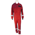 Ambulance Coverall - Red - XXL