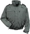 Bastion Tactical Mission 5 Jacket - Midnight Green