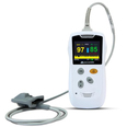 HS20A Handheld Pulse Oximeter & Reusable Adult Probe