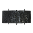 Body Bag - Standard Adult Size with 6 Carry Handles - Black