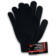 Bastion Tactical Thermal Grip Gloves - Black